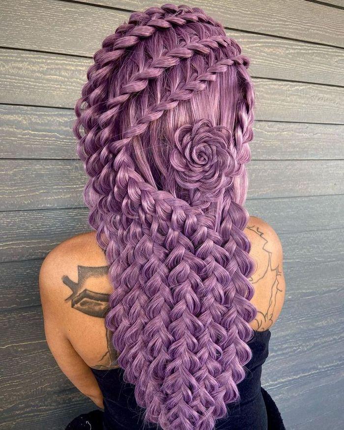 Um cabeleireiro cria penteados incríveis que se tornam virais em um piscar de olhos 15