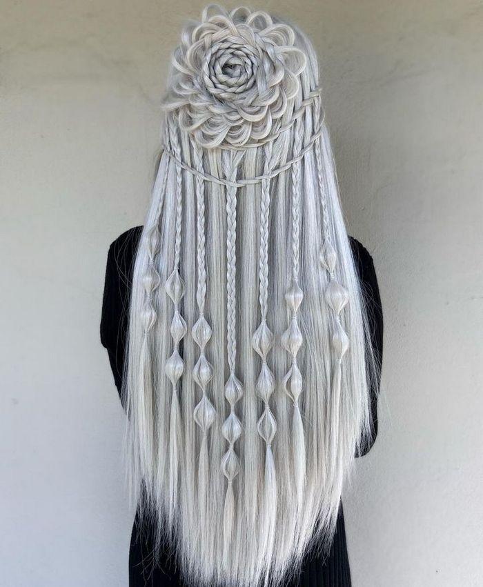 Um cabeleireiro cria penteados incríveis que se tornam virais em um piscar de olhos 17