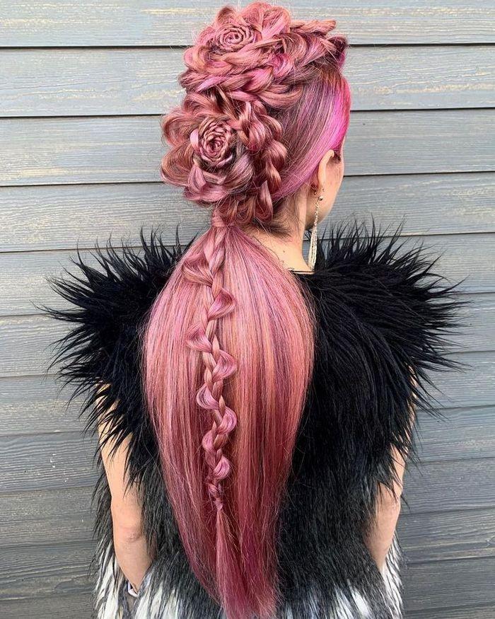 Um cabeleireiro cria penteados incríveis que se tornam virais em um piscar de olhos 18