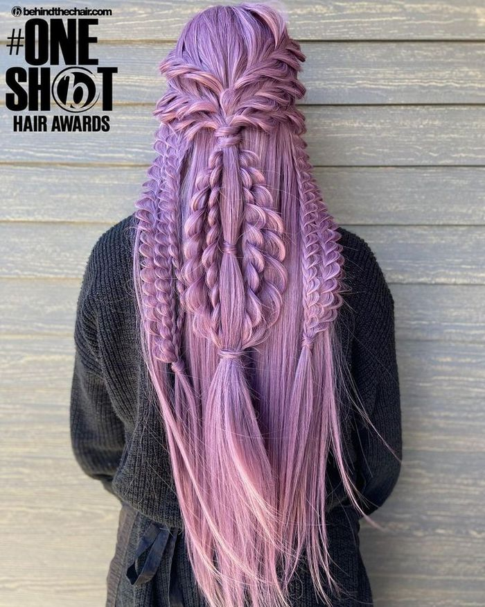 Um cabeleireiro cria penteados incríveis que se tornam virais em um piscar de olhos 19