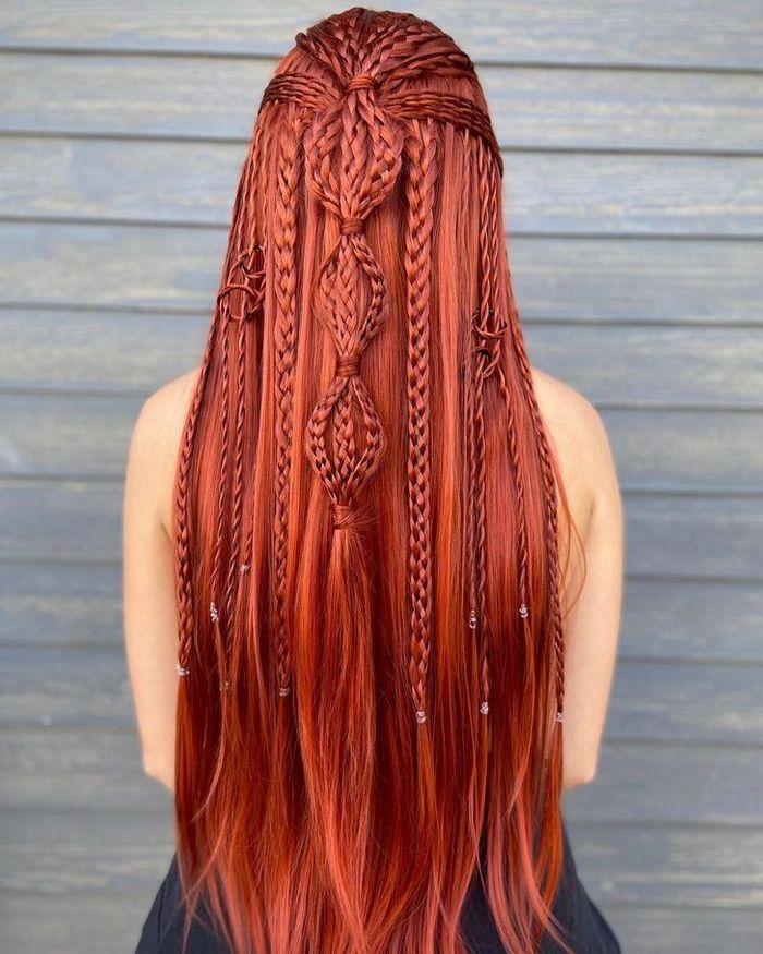 Um cabeleireiro cria penteados incríveis que se tornam virais em um piscar de olhos 21