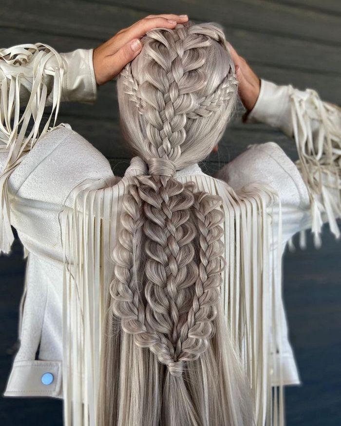 Um cabeleireiro cria penteados incríveis que se tornam virais em um piscar de olhos 22