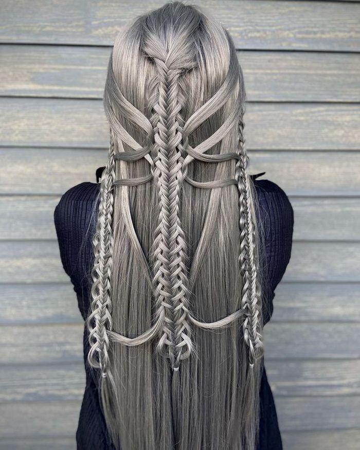 Um cabeleireiro cria penteados incríveis que se tornam virais em um piscar de olhos 23