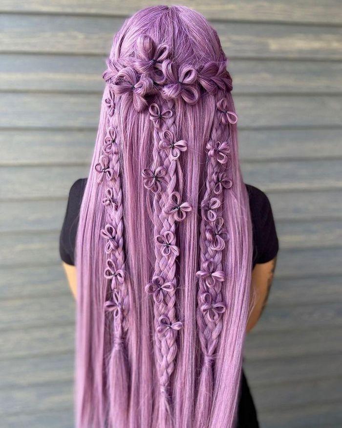 Um cabeleireiro cria penteados incríveis que se tornam virais em um piscar de olhos 24