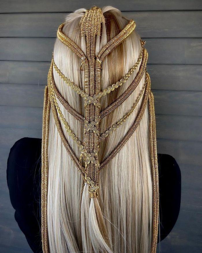 Um cabeleireiro cria penteados incríveis que se tornam virais em um piscar de olhos 26