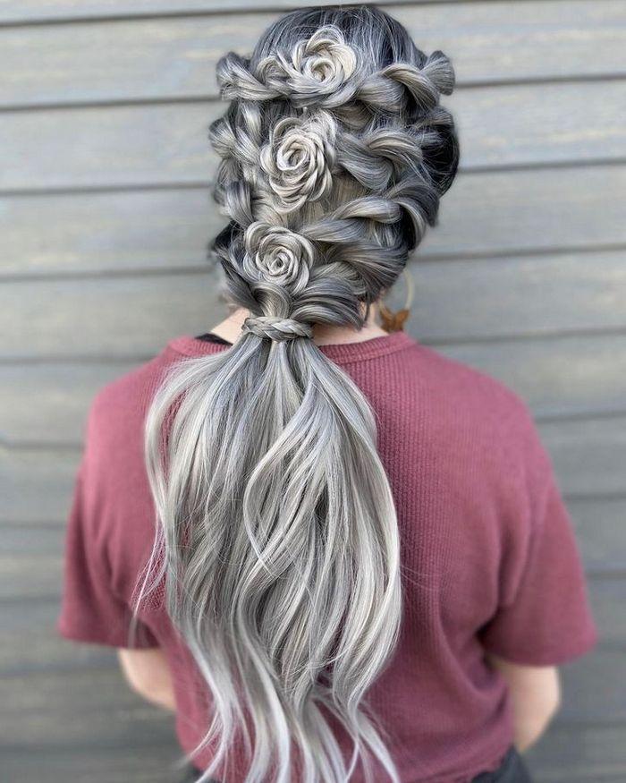 Um cabeleireiro cria penteados incríveis que se tornam virais em um piscar de olhos 27