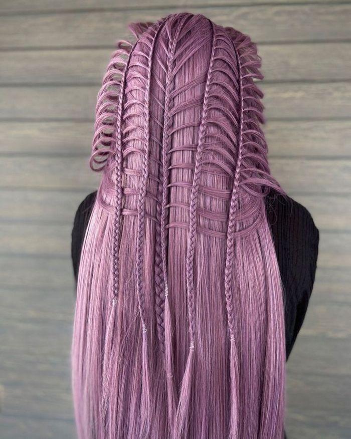 Um cabeleireiro cria penteados incríveis que se tornam virais em um piscar de olhos 28