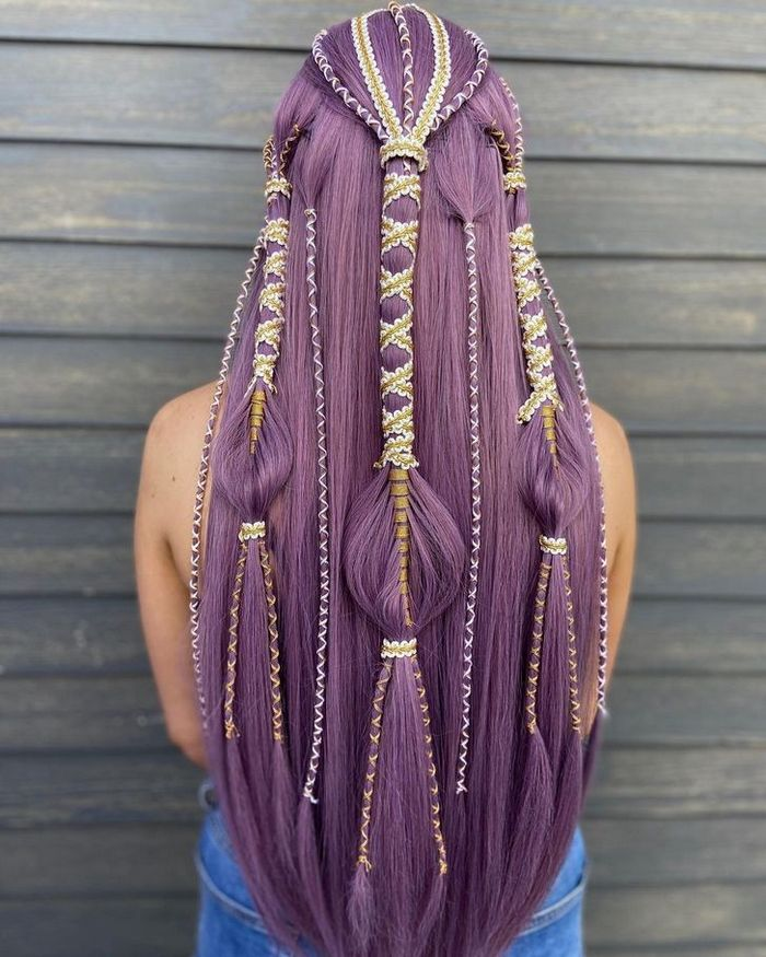 Um cabeleireiro cria penteados incríveis que se tornam virais em um piscar de olhos 34