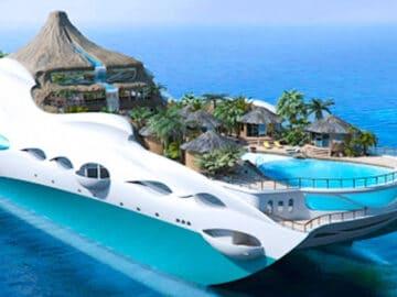 Viagens mais luxuosas que existem no mundo 7