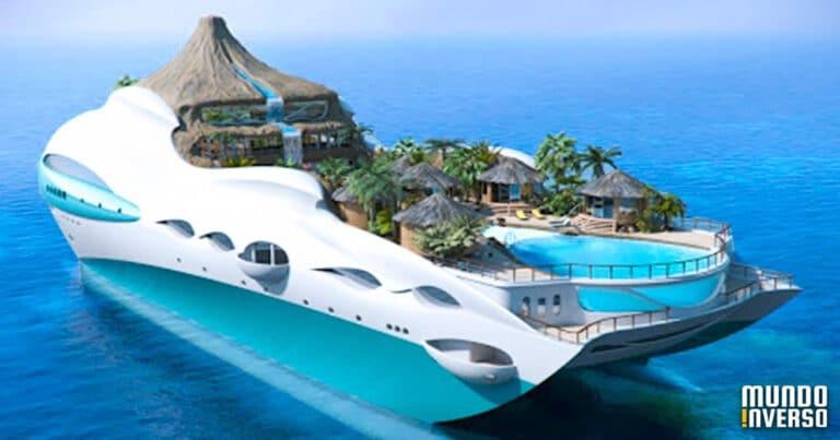 Viagens mais luxuosas que existem no mundo 1