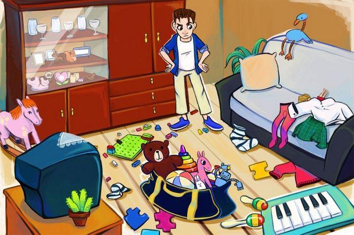 Você consegue encontrar os objetos perdidos nas imagens 3