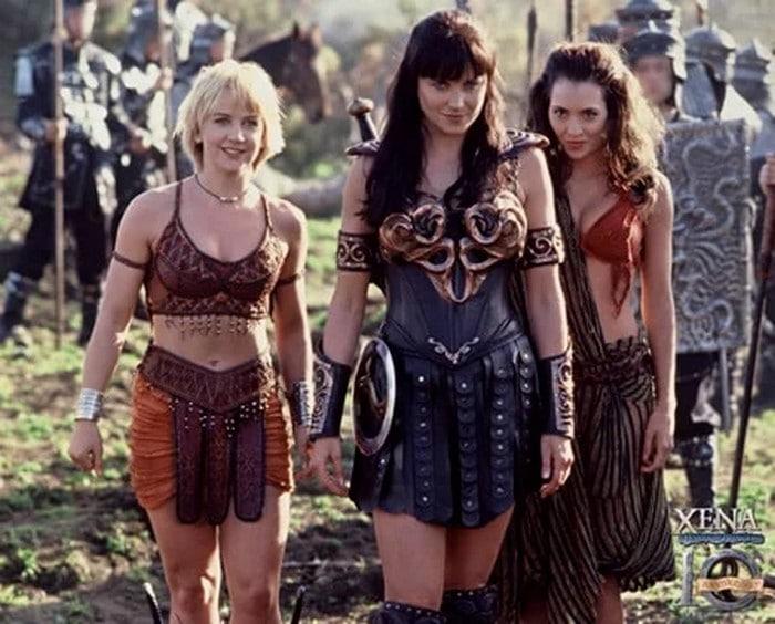 Os 25 anos de Xena: A Princesa Guerreira: Veja como estão hoje 3