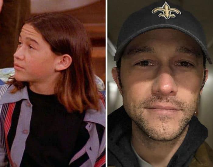 27 antes e depois de atores infantis da época, fazendo com que todos se sintam velhos 4