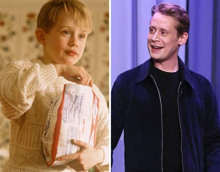 27 antes e depois de atores infantis da época, fazendo com que todos se sintam velhos 5