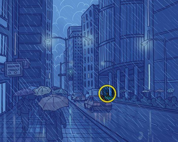 Você consegue encontrar os objetos perdidos nas imagens 10
