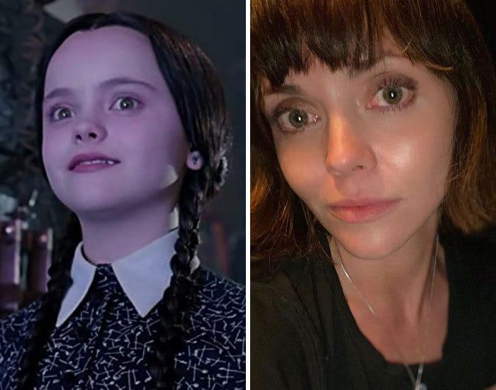 27 antes e depois de atores infantis da época, fazendo com que todos se sintam velhos 6