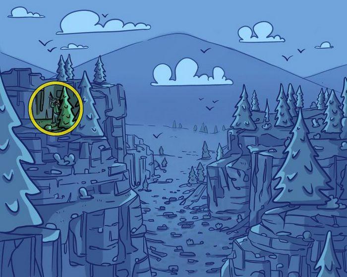 Você consegue encontrar os objetos perdidos nas imagens 12