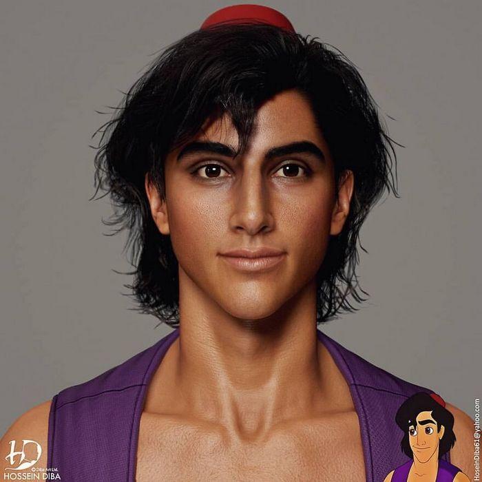 Artista adicionar toques realistas em 31 personagens da cultura pop 8