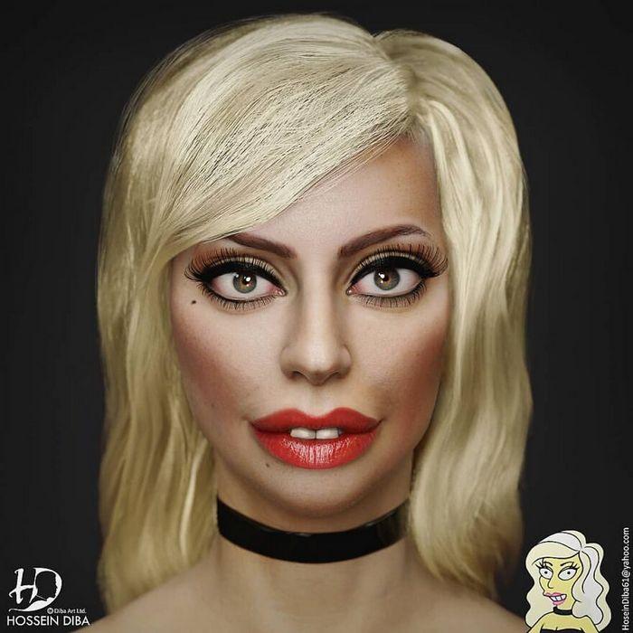Artista adicionar toques realistas em 31 personagens da cultura pop 9