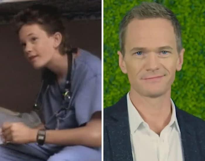 27 antes e depois de atores infantis da época, fazendo com que todos se sintam velhos 10