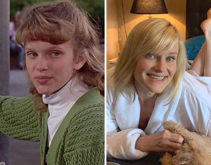 27 antes e depois de atores infantis da época, fazendo com que todos se sintam velhos 11