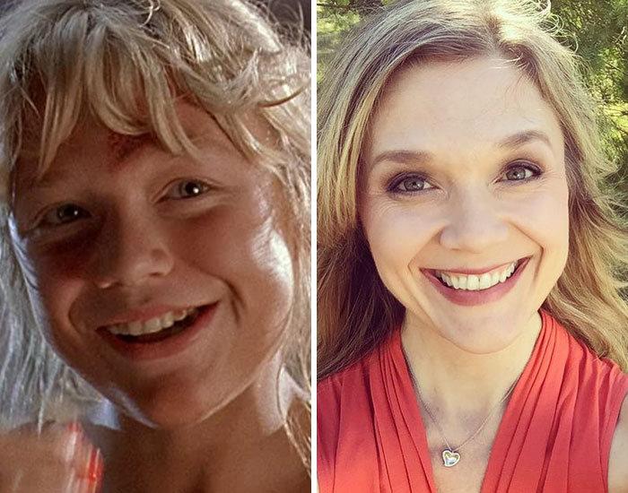 27 antes e depois de atores infantis da época, fazendo com que todos se sintam velhos 12