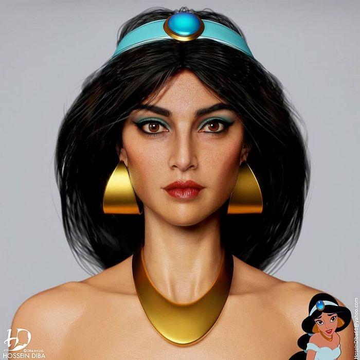 Artista adicionar toques realistas em 31 personagens da cultura pop 12