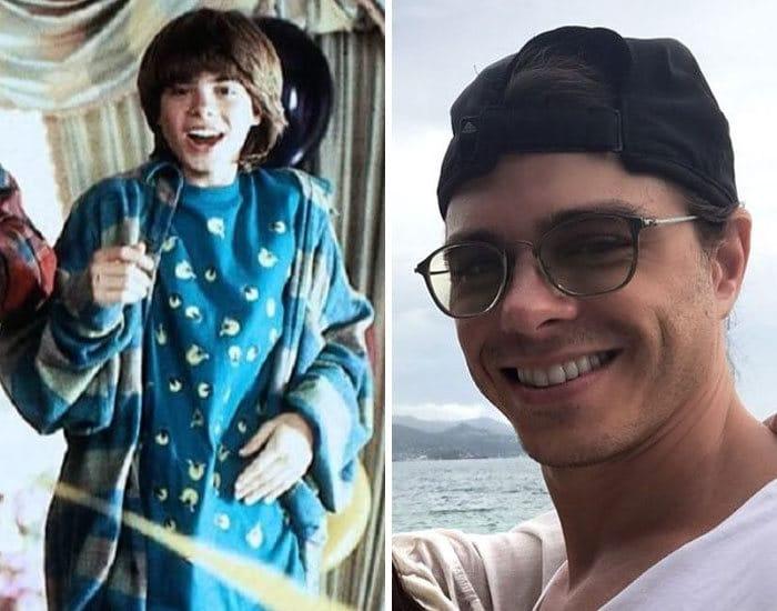 27 antes e depois de atores infantis da época, fazendo com que todos se sintam velhos 14