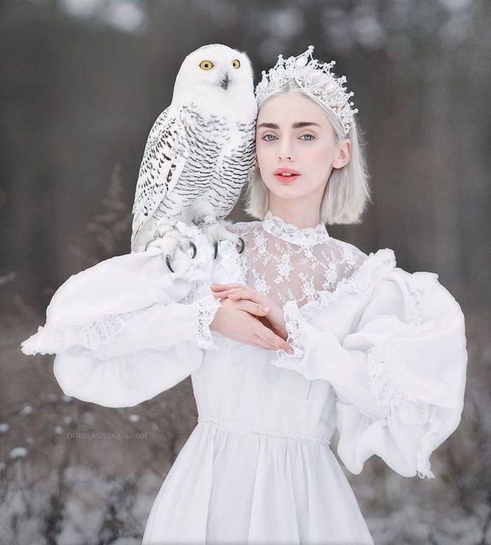 Fotógrafa retratam a forte ligação entre humanos e animais 16