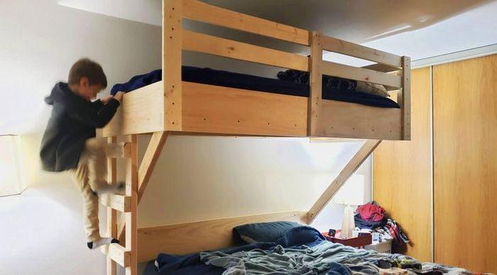 26 pessoas que usaram suas habilidades para organizar sua casa 19