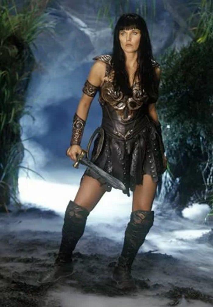 Os 25 anos de Xena: A Princesa Guerreira: Veja como estão hoje 20
