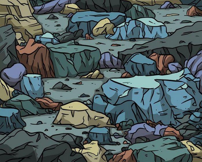Você consegue encontrar os objetos perdidos nas imagens 39