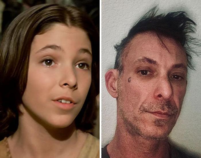 27 antes e depois de atores infantis da época, fazendo com que todos se sintam velhos 21