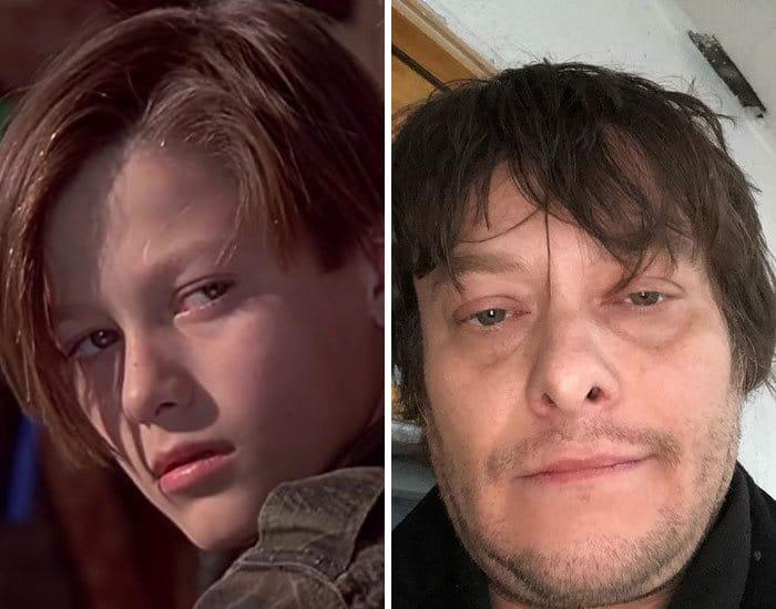 27 antes e depois de atores infantis da época, fazendo com que todos se sintam velhos 23
