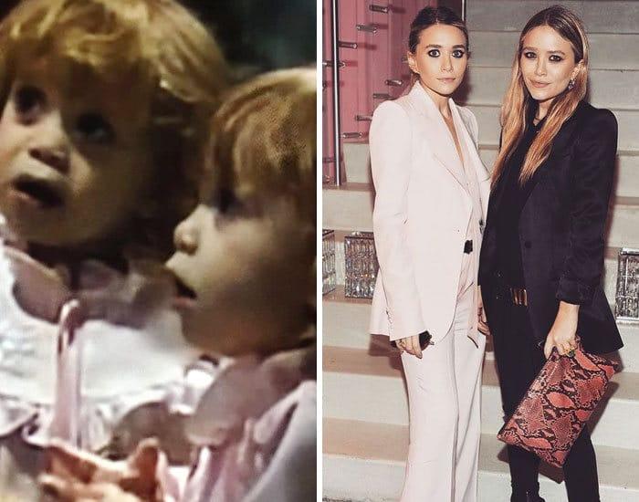27 antes e depois de atores infantis da época, fazendo com que todos se sintam velhos 24