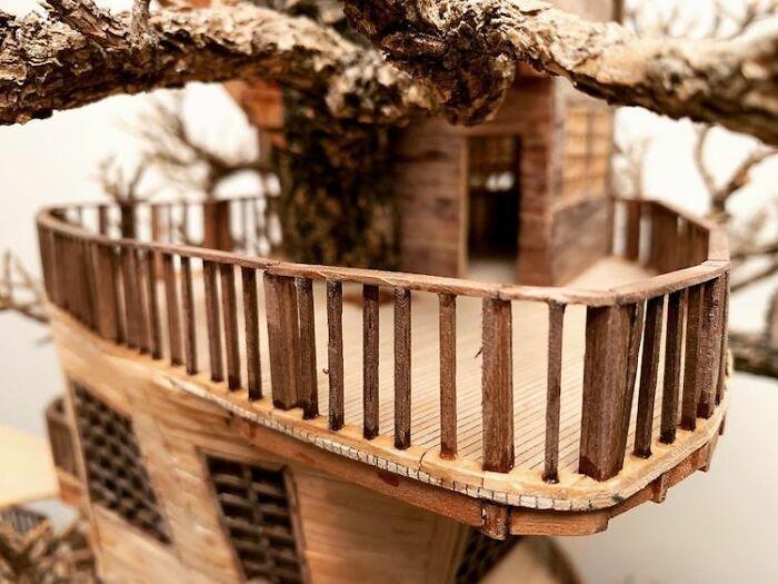 24 fantásticas casas na árvore de bonsai 26