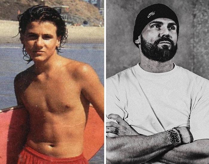 27 antes e depois de atores infantis da época, fazendo com que todos se sintam velhos 27