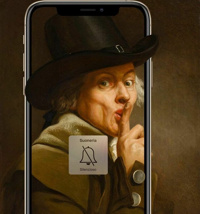 Artista digital reimagina pinturas famosas no contexto atual da tecnologia e mídia social 25