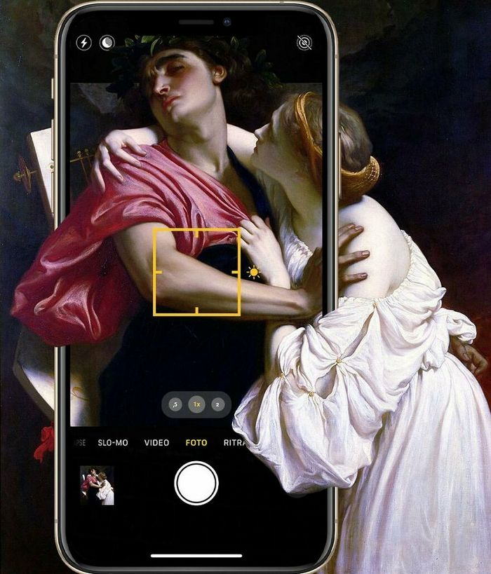 Artista digital reimagina pinturas famosas no contexto atual da tecnologia e mídia social 32