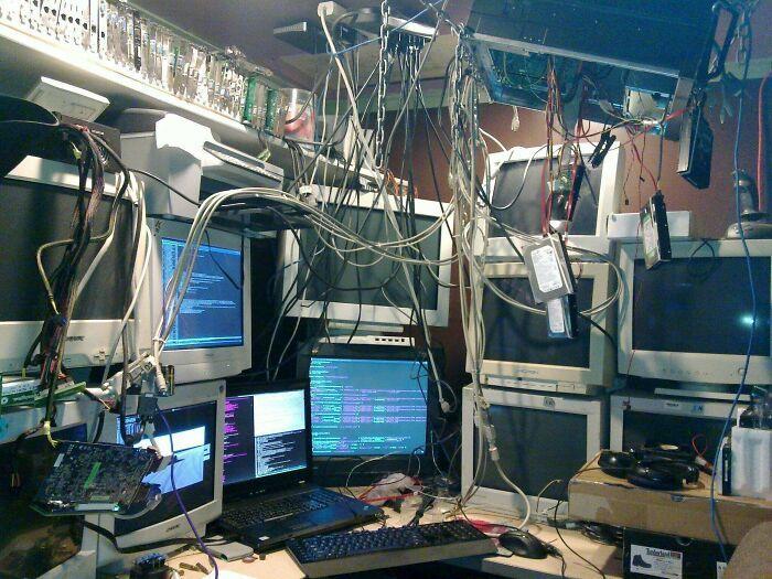 As pessoas do suporte técnico estão compartilhando os piores casos que viram durante o trabalho 12