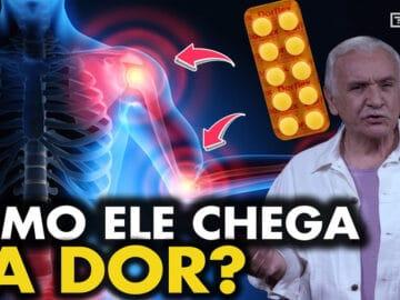 Como o medicamento sabe onde está a dor no nosso corpo? 26