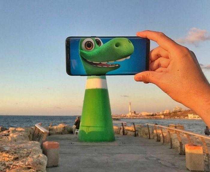 Dou vida a objetos do dia-a-dia com meu celular e sem Photoshop 4