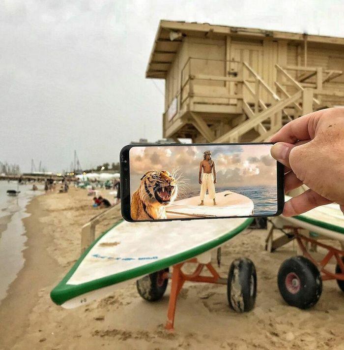 Dou vida a objetos do dia-a-dia com meu celular e sem Photoshop 7