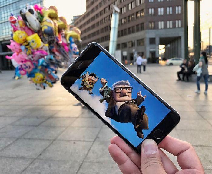 Dou vida a objetos do dia-a-dia com meu celular e sem Photoshop 18