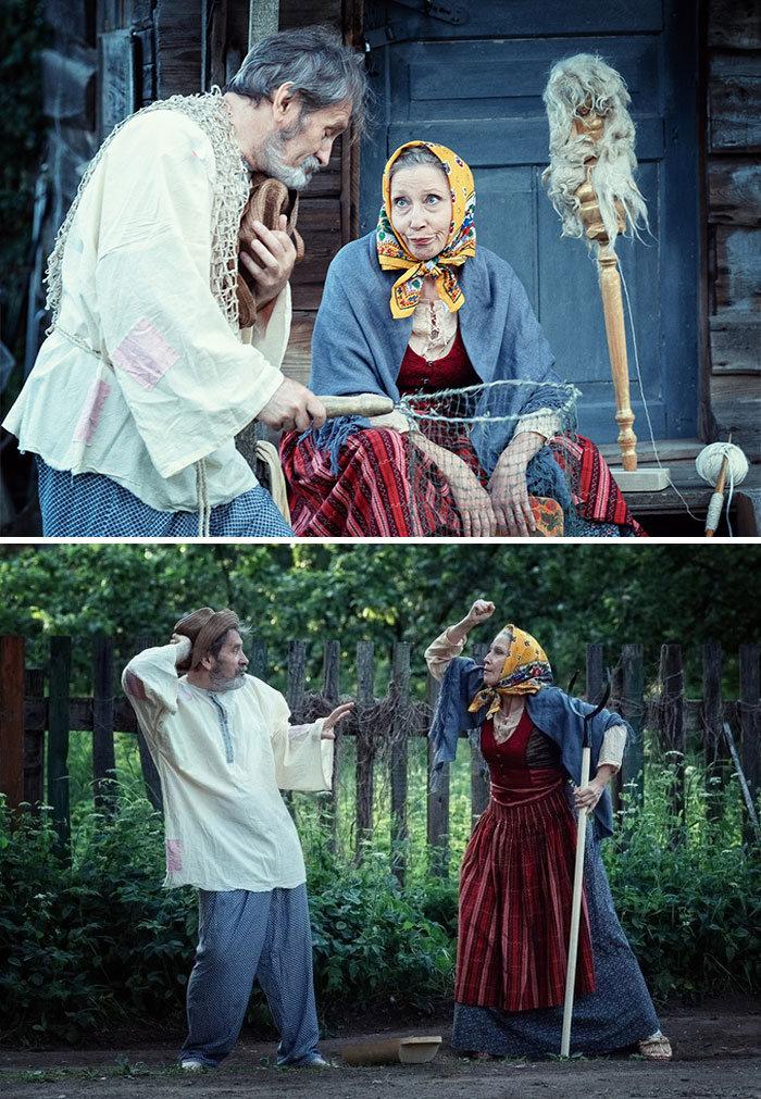 Esta avó russa de 58 anos faz suas próprias fantasias nestes 46 cosplays 12