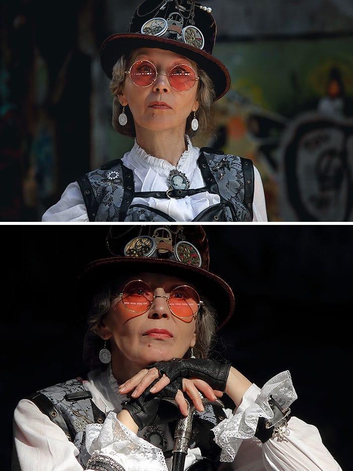 Esta avó russa de 58 anos faz suas próprias fantasias nestes 46 cosplays 13