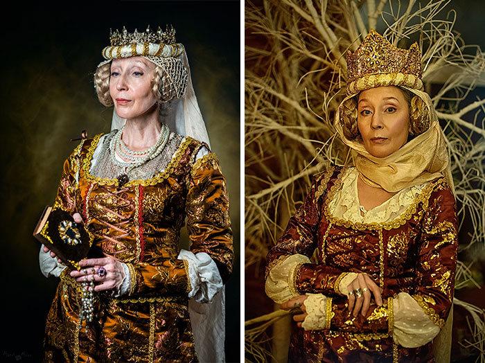 Esta avó russa de 58 anos faz suas próprias fantasias nestes 46 cosplays 15