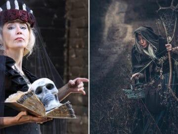 Esta avó russa de 58 anos faz suas próprias fantasias nestes 46 cosplays 32