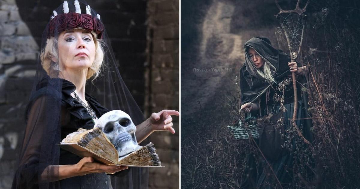Esta avó russa de 58 anos faz suas próprias fantasias nestes 46 cosplays 2