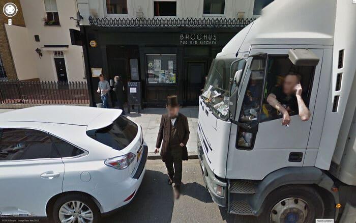 56 fotos engraçadas e interessante do Google Street View 13